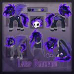 MLP: Lord Darkfire V2