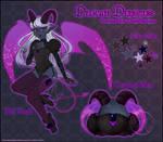 .:Custom: Delicate Demoness:. by BritishMindslave