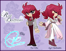 .:[PSG] Boutonniere Ref Sheet :. by BritishMindslave