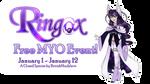.:[RINGOX]: Free MYO Event! Jan 1 - 12 :. by BritishMindslave