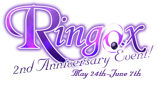 .:[RINGOX] Anniversary Event 2020 Coming Soon! :.