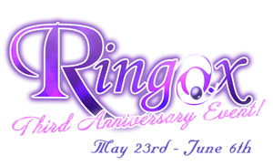 .:[RINGOX] Anniversary Event 2021 Coming Soon!:.
