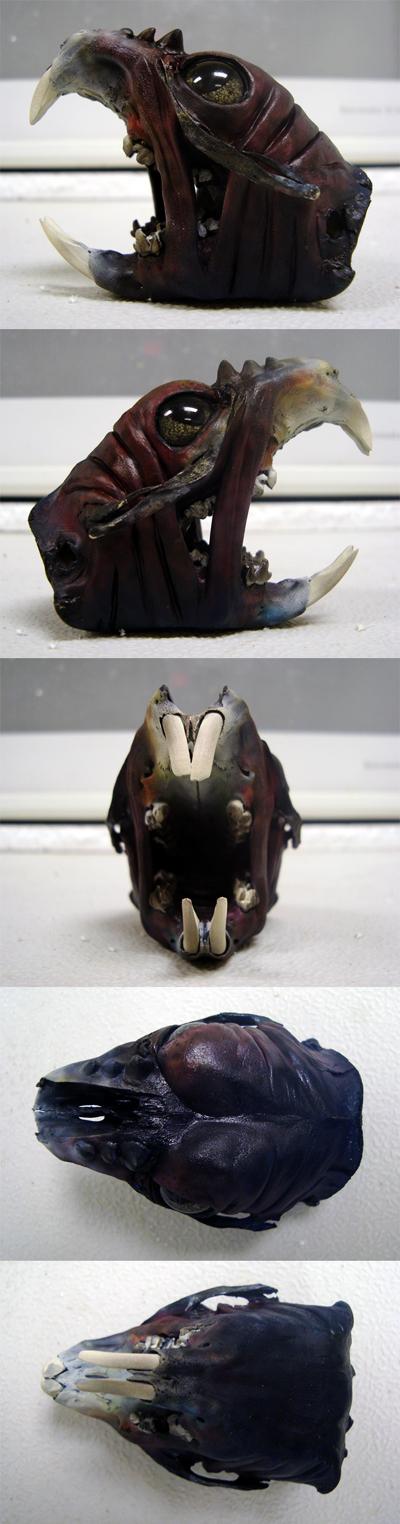 Skull 01 by Zercon