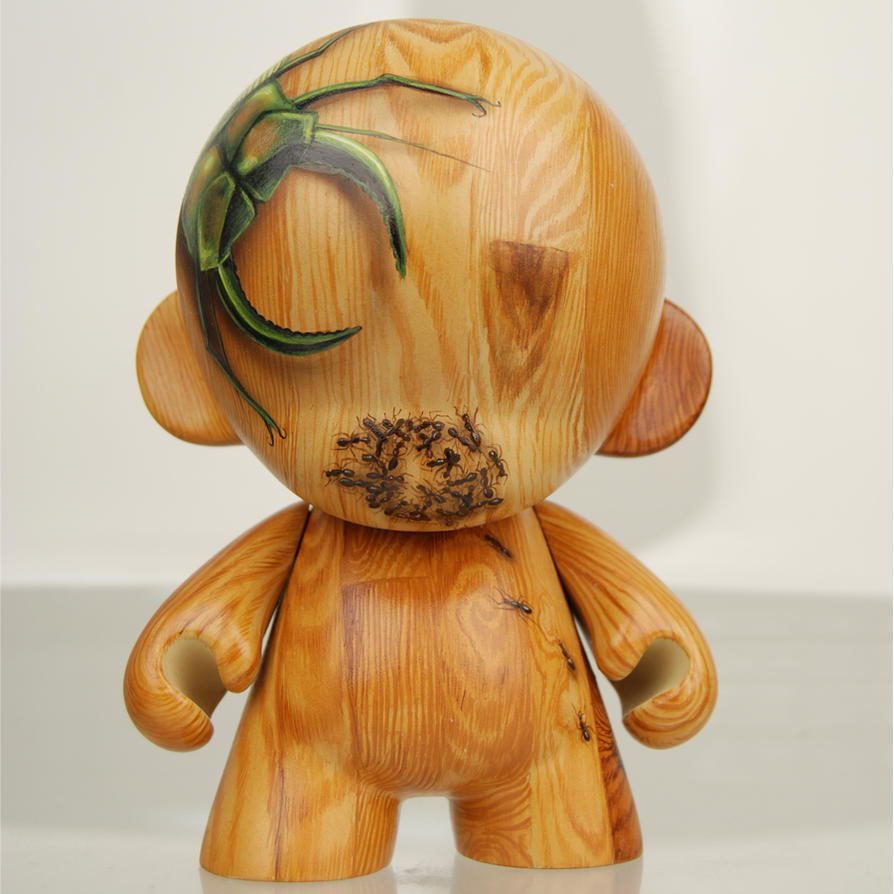 Bugs Munny by GeoffreyT