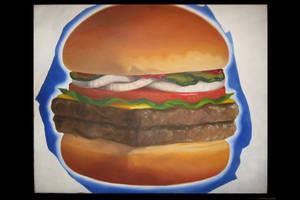 Hamburger by GeoffreyT