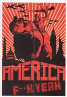 America F--k Yeah by GeoffreyT