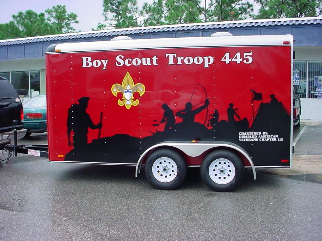 Boy Scout Troop 445 Trailer by steveclaus on DeviantArt
