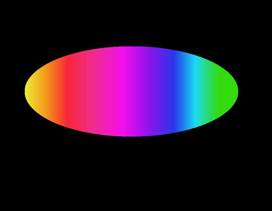 Ovalo de arcoiris (Para tutorial) by ValeeCupcake on ...