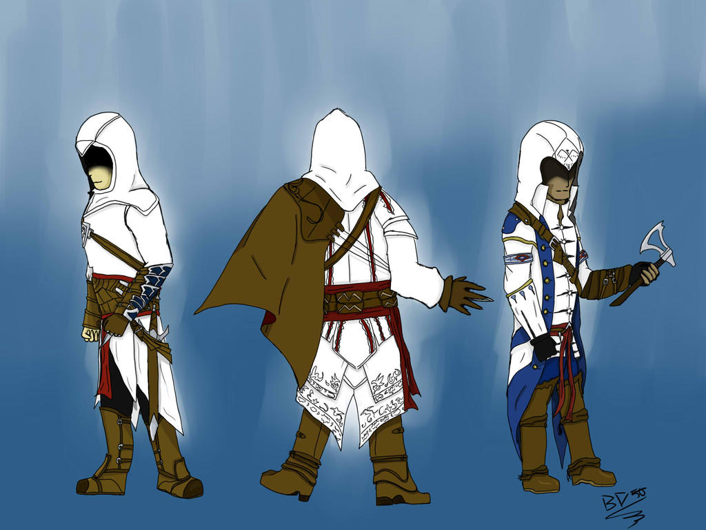 Assassins by BleachDrago50
