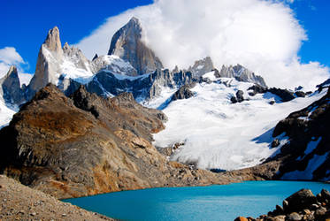 El Chalten Lago de los Tres 2 by LLukeBE