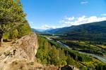 El Bolson - River view by LLukeBE