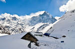 Annapurna Base camp 2 by LLukeBE