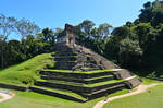 Palenque - Temple of the cross by LLukeBE