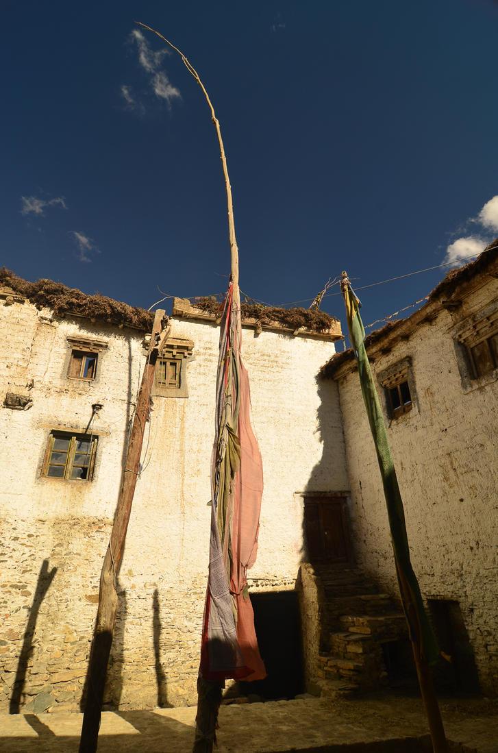 Lamayuru - Monastery by LLukeBE