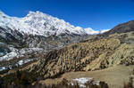 Annapurna CIrcuit - Day 5 - Mountain by LLukeBE