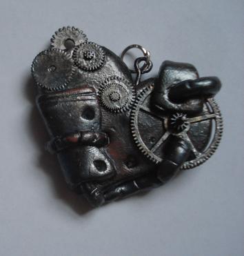 Steampunk Heart by chibilady17
