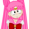 sailor pink moon pixel by chibilady17