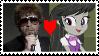 Jeff Lynne x Octavia Melody Stamp by GrapefruitFace1