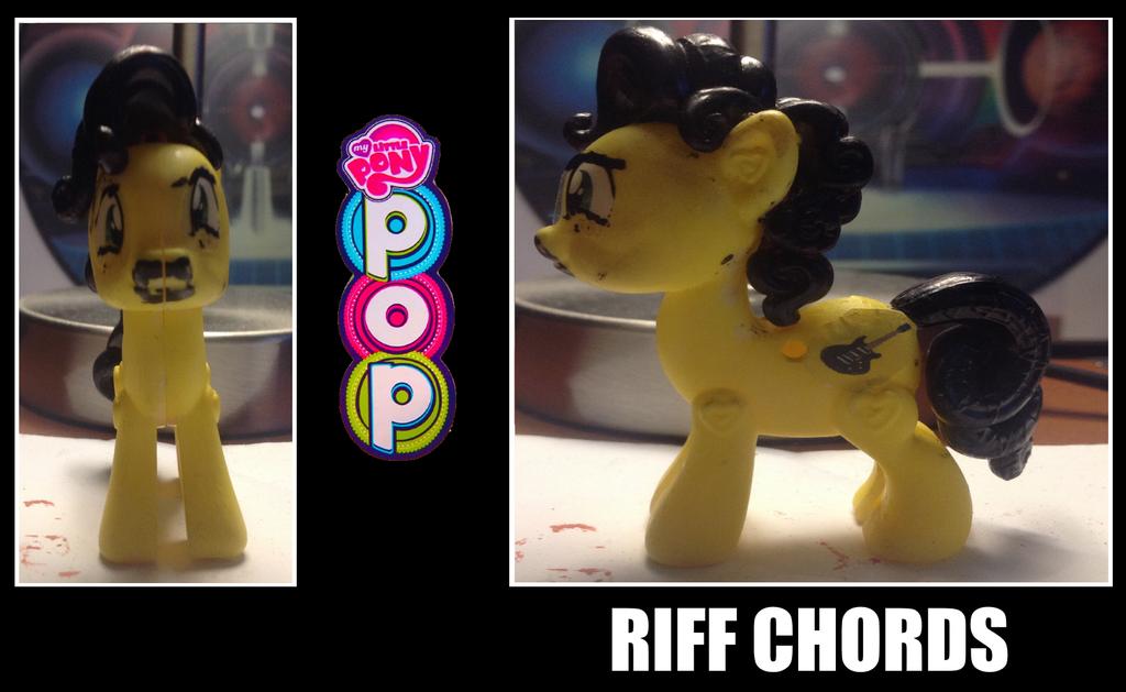 My Little Pony Pop Riff Chords By Grapefruitface1 On Deviantart
