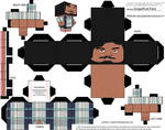 Mutahar Anas Cubeecraft by GrapefruitFace1