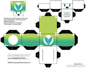 Vinesauce (Vineshroom) Cubeecraft