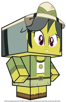 Daring Do Cubee 3D