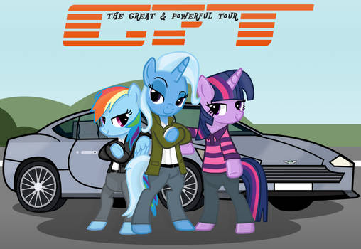 The Great and Powerful Tour (MLP FiM)