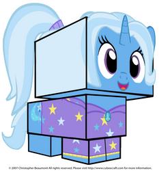 Babysitter Trixie Lulamoon Cubee 3D