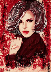 Because we're Evil Regals! by haryalcuile