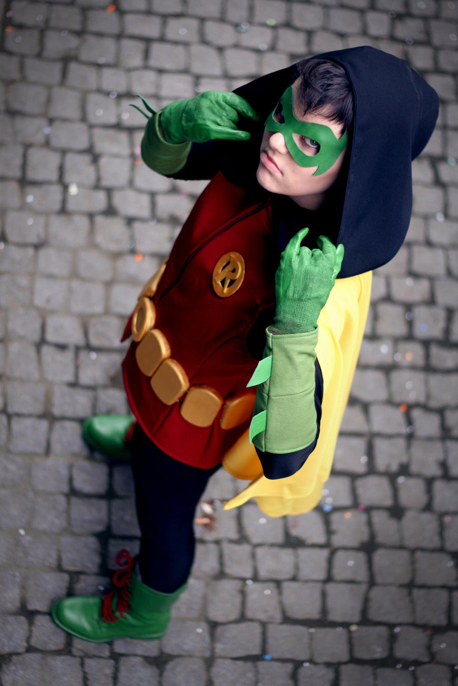 Robin V by dhauber