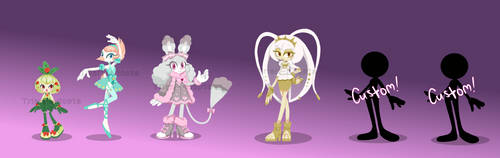 Assorted Sonic Adopts [4/6 OPEN!] by Triari-adopts