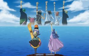 Nakama-One Piece by benbackman