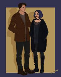 Rachel and Richard