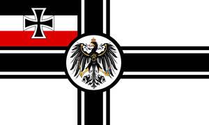 Kaiserreich Flag #4: German Empire by AlternateHistory