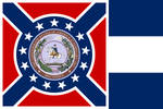 Standard of the President of Dixie
