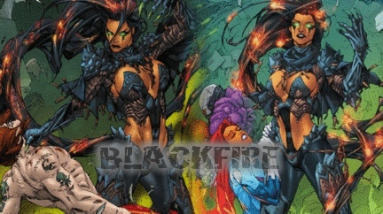 Blackfire by BloodRayne3125