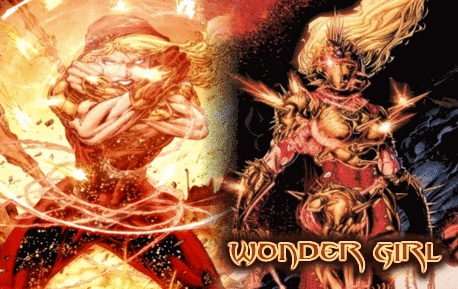 Wonder Girl by BloodRayne3125