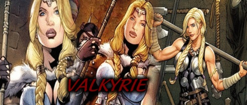 Valkyrie by BloodRayne3125