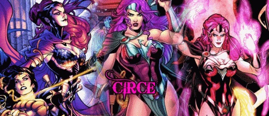 Circe by BloodRayne3125