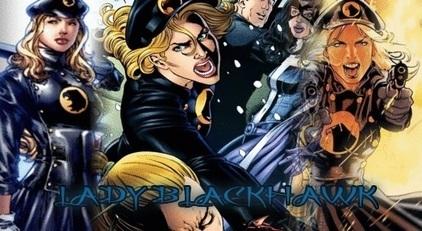Lady Blackhawk by BloodRayne3125