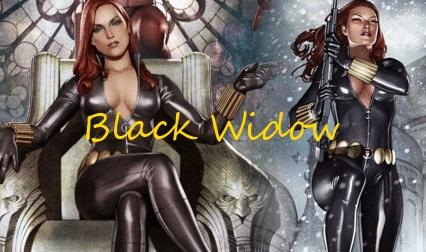 Black Widow by BloodRayne3125