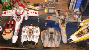 Star Wars: Lego Collection Pt3