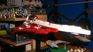 Lego UCE Jedi Starfighter 01