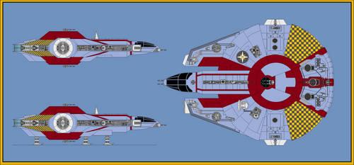 YT-2000 Modified by wingzero-01-custom