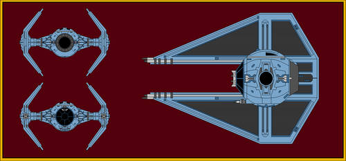 TIE/IN Interceptor by wingzero-01-custom