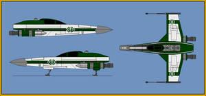 Z-95F Headhunter Interceptor