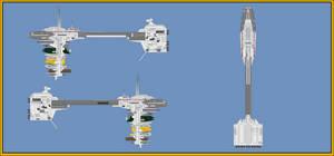 EF-76 Nebulon B Frigate