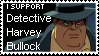 Harvey Bullock Stamp by Nikki-Nicole-P