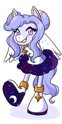 May Featured Character: Quasar by StarlitSkvader