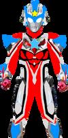 Ultraman Star Cyber Sparker
